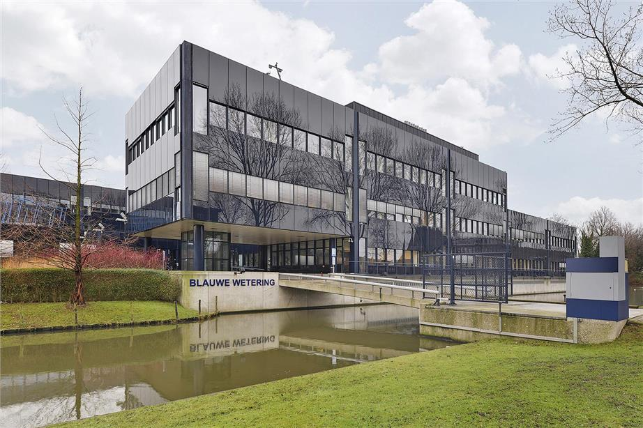 Witan HQ at Richard Holkade Haarlem